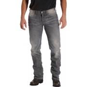 Rokker Rebel MC Jeans 31 Grå