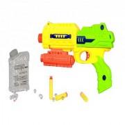 DealBindaas Toy Gun Water Ball Foam Shoots Assroted Colour