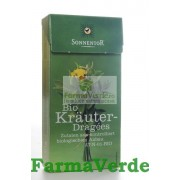 Dropsuri din plante medicinale aromate BIO 50 gr Sonnentor