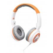 ユニセックス TRIBE HEADPHONES WITH MICROPHONE - BB8 ヘッドホン ホワイト