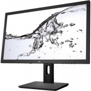 "Monitor IPS, AOC 23.8"", i2475PXQU, LED, 4ms, 200Mln:1, DVI/HDMI/DP, Speakers, FullHD"