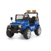 Azeno 12v blå buffalo - Elbil för barn gummihjul 461823
