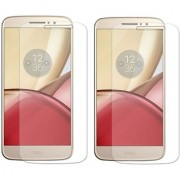 Motorola Moto M Tempered Glass Screen Guard By Deltakart