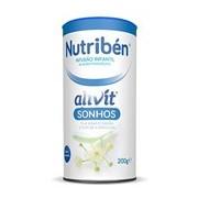 Alivit sonhos infusão infantil para bem-estar do bebé 200g - Nutriben