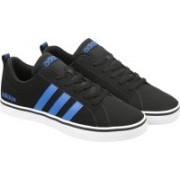 ADIDAS NEO VS PACE Basketball Shoes For Men(Black, Blue)