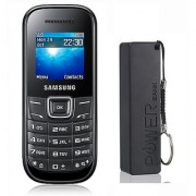 Samsung 1200 / Good Condition/ Certified Pre Owned (6 months Warranty) with 2600 mah Powerbank