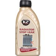 Solutie antiscurgere etansat radiator K2 , Stop leak 400 ml. Kft Auto
