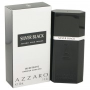 Silver Black by Azzaro Eau De Toilette Spray 1 oz