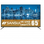 TV Sansui 65 Pulgadas 4K Ultra HD Smart TV LED SMX6519NUSM