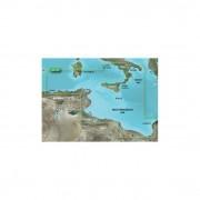 Garmin Tunisien - Italien Sydväst Garmin microSD™/SD™ card: VEU013R