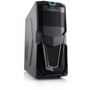 Carcasa B26, MiddleTower, Fara sursa, Negru