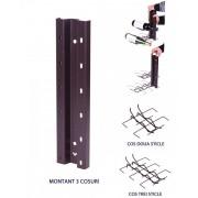 Montant vertical 36 cm