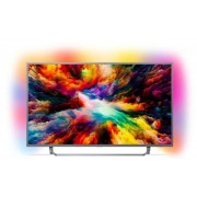 "Televizor LED Philips 139 cm (55"") 55PUS7303/12, Ultra HD 4K, Smart TV, Android TV, Ambilight, WiFi, CI+"