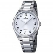 Reloj F16875/1 Plateado Festina Hombre Acero Clasico Festina