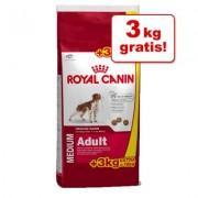 Royal Canin Size 15 kg + 3 kg hondenvoer gratis! - Maxi Adult