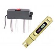 Raifil Набор демонстратора качества очистки воды TDSmetr-3 и электролизер PR-2
