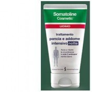 > Somatoline Cosmetic Uomo Pancia Addome Notte 10 150 ml