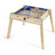 Masa de joaca cu activitati si nisip Build and Splash Plum