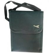 Bruzone Travel Passport Organizer Wallet C16 Grey Sling Bag