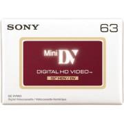 Sony Videokassett miniDV Sony DVM63HDV 63 min