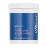 WELLMAXX Hyalurónový masážný krém na tvár a dekolt 250ml (Kozmetika WELLMAXX)