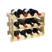 Сглобяема стойка за 12 бутилки Vin Bouquet