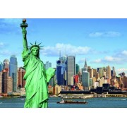 Puzzle Dino - Statue of Liberty, New York, 1.000 piese (65161)