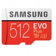 Samsung 512GB EVO Plus microSDHC memóriakártya + Adapter
