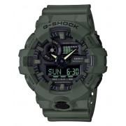 Casio GA-700UC-3AER G-Shock Groen 53 mm