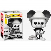 Funko Pop Firefighter Mickey Mouse Bombero
