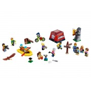 Lego Pack de minifiguras: Aventuras al aire libre
