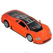Motormax - 1/24 Die-Cast Collection Volkswagen Nardo W12 Show Car (Orange)