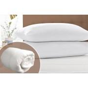 Soft-Touch Topper & Pillow Set
