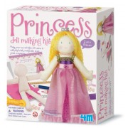 Princess : 4M Princess Doll Making Kit