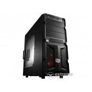 Carcasă PC Cooler Master Midi Elite Knight 350 RC-K350-KWN2-EN, negru