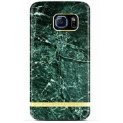 Blue City Richmond and Finch Cover Samsung S7 Edge Green Marble Glossy