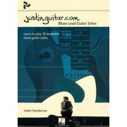 Wise Publications Justinguitar.com Blues Lead