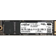 Crucial P1 500 GB Laptop, All in One PC's, Desktop, Servers Internal Solid State Drive (P1 500GB 3D NAND NVMe PCIe M.2 SSD)