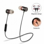 Wireless Stereo Sport In the Ear Headset V4.1 With Mic Noise Cancelling Sweatproof Sports Running In Headse