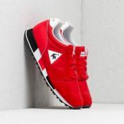 le coq sportif Omega Pure Red/ Black