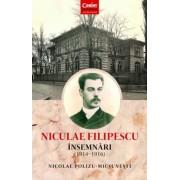 Niculae Filipescu. Insemnari 1914-1916