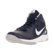 Nike Men's The Air Overplay IX Obsidian/White/Wolf Grey Basketball Shoe 10.5 Men US