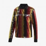 Adidas Football Jersey X Anna Isoniemi For Women In Yellow - Size Wl