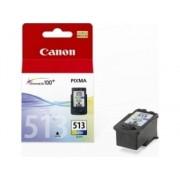 Canon Cartucho de tinta Original CANON CL513 Tricolor para PIXMA MP230, MP237, MP252, MP258, MP272, MP280, MP282, MP495, MP499, MX360, MX410, MX420