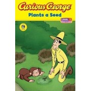 Curious George Plants a Seed: Level 1, Paperback/H. A. Rey
