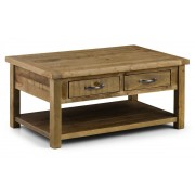 Aspen Coffee Table with 2 Drawers