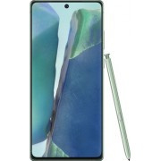 Samsung - Galaxy Note20 5G 128GB (Unlocked) - Mystic Green
