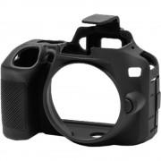 EasyCover Carcasa Protectie pentru Nikon D3500 Negru