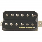 Gibson IMDF-DB Dirty Fingers Humbucker boble negras