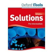 Solutions pre-intermediate itools dvd-rom